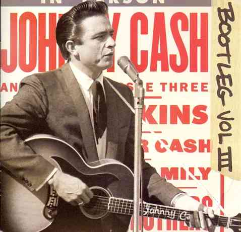 BOOTLEG VOL 3:LIVE AROUND THE WORLD BY CASH,JOHNNY (CD)